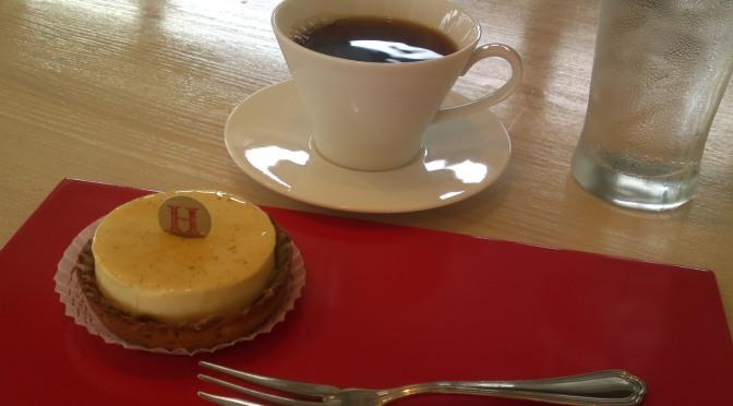 HANAI/ハナイ:クラッシク・ケーキ(1):生姜とライムのムースのタルト!