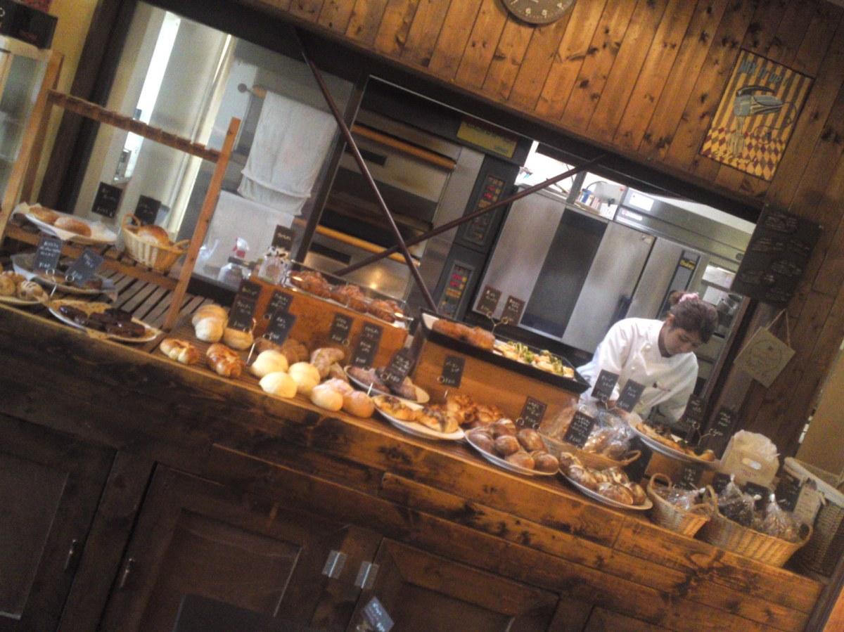 パン屋さん:Bakery Trotix・ベークリー トロティクス・静岡市!