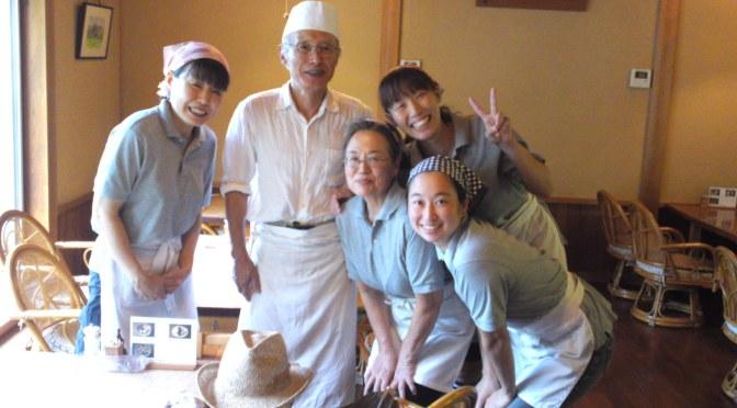 そば処きしがみ:おろしそば、静岡県産地酒、自家製のハム!