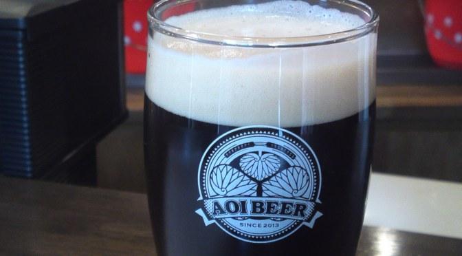 静岡県地ビール:Aoi BrewingのAlt/アルト