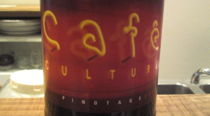 南アフリカ産ワイン:KWV Cafe Culture・KWVカフェカルチャー(静岡市・ワイン&酒バー:La Sommeliere・ラ ソムリエルで)