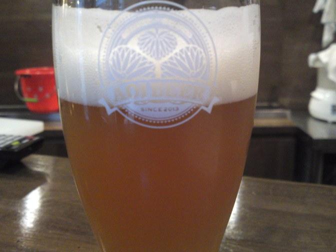 静岡県産地ビール:蔵屋成沢酒造所・反射炉スマッシュ ラカウ
