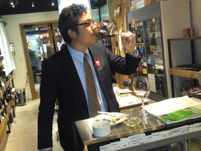 GRACE WINE Co. (山梨県のワインのテースティングパーティー・LA SOMMELIERE/ラ・ソムリエル静岡市!