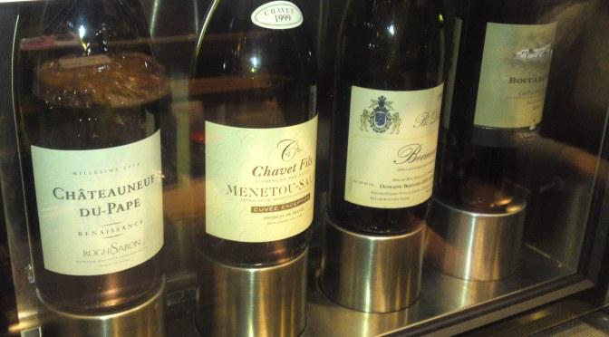 La sommeliere ワインと日本酒で高価なワインや古酒をグラスでリーズナブルに楽しめる静岡市