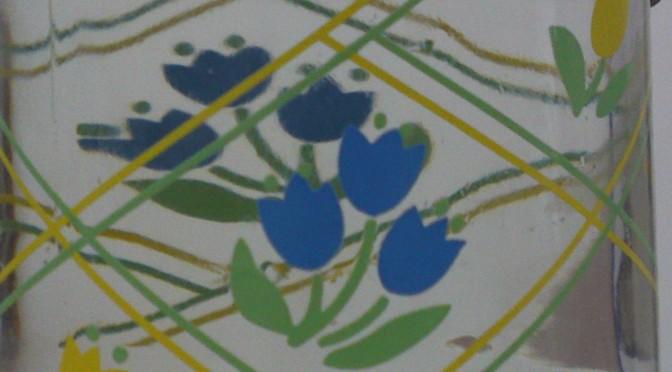 静岡県産地酒:ワンカップシリーズ1)-英君酒造・英君フラワーカップ普通酒