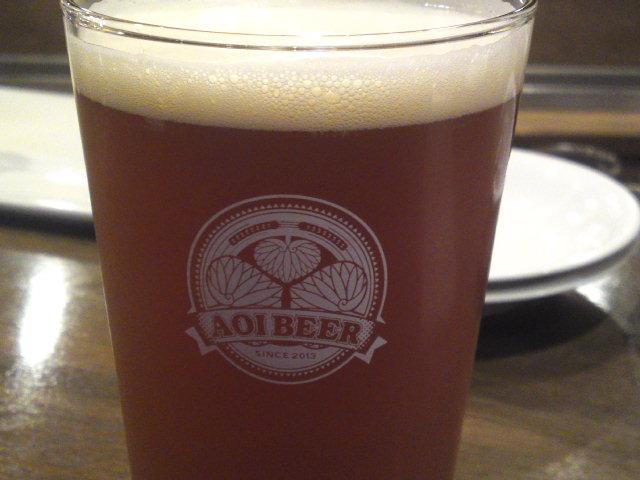 静岡県産地ビール:Aoi Brewing・Subtle IPA/サブテルIPA