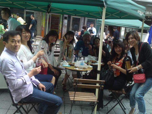 トリコロール祭り:静岡市とカンヌ市の姉妹市祭り・静岡市!