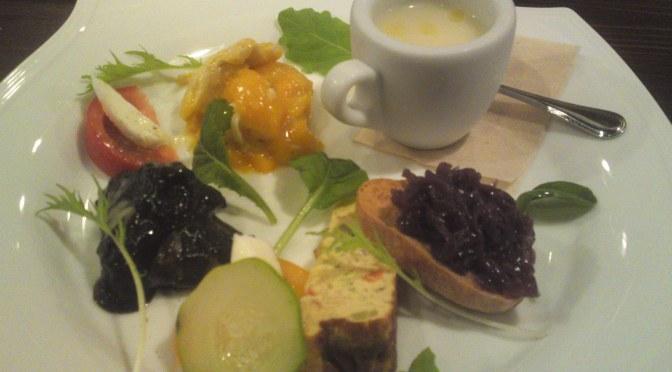 イタリア料理:Soloio・ソロヨでランチ・静岡市!