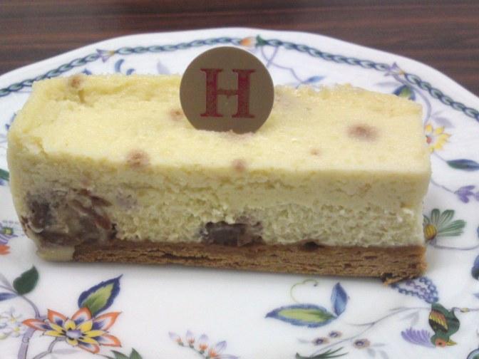 HANAI/ハナイ:クラッシク・ケーキ(2)ブルーチーズケーキ