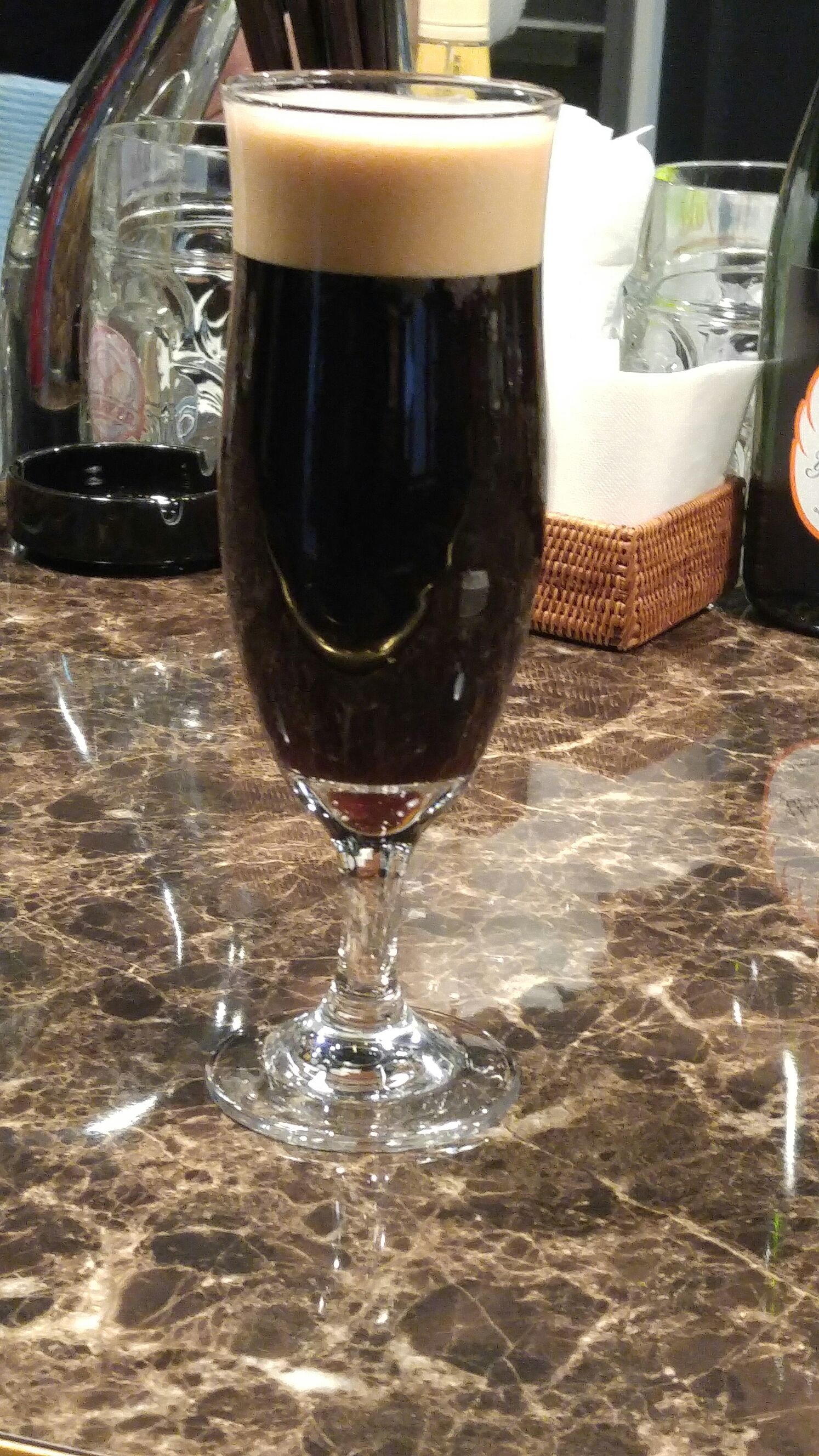 Shizuoka Craft Beer: Aoi Brewing-Kuro Coco Stout Porter ...