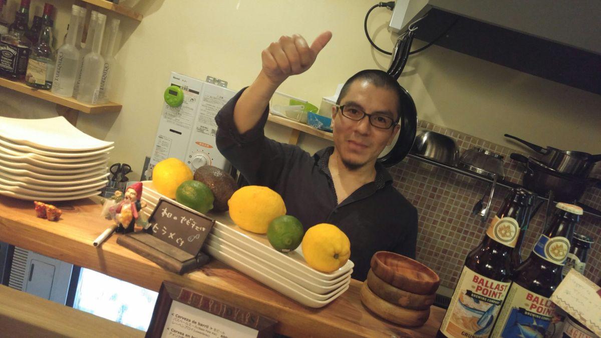 Fiesta Garcia  Beer Bar & Restaurant でペルー料理とペルーチーズ。静岡市!