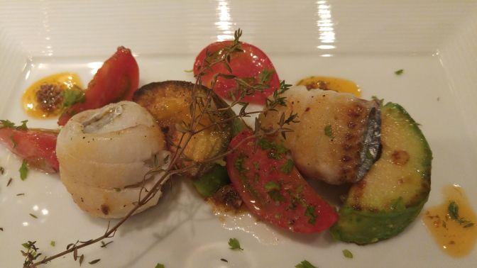 イタリア美食:SOLOIO・ソロヨのディナー(2016年6月)・静岡市!