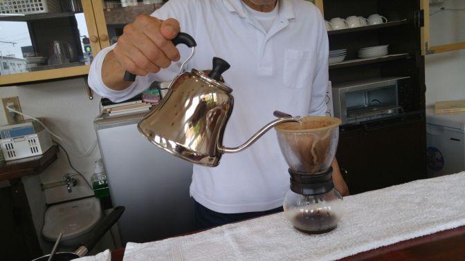 静岡県のカフェ:喫茶アヒル・用宗、静岡市!