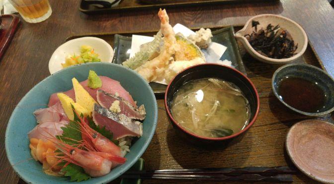 日本料理:河童土器屋・静岡市!