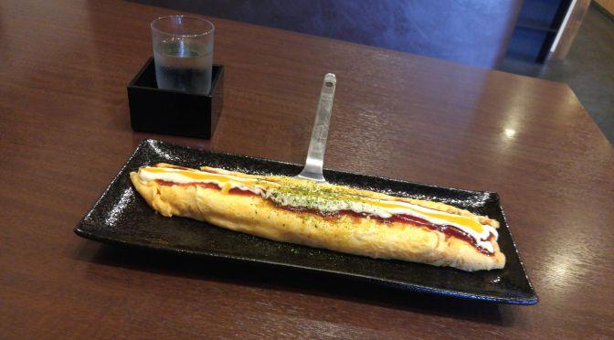 """大阪風豚の卵ロル・""""とんぼ""""・島田市"""