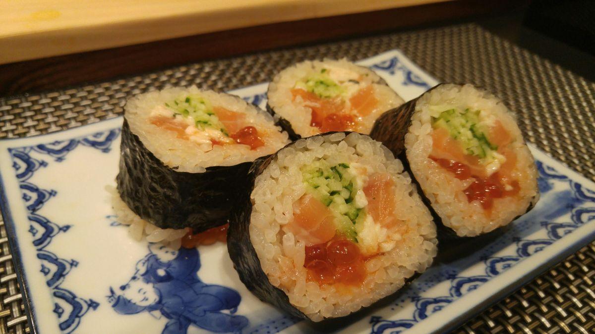 寿司職人尾留川でディナー!静岡市!