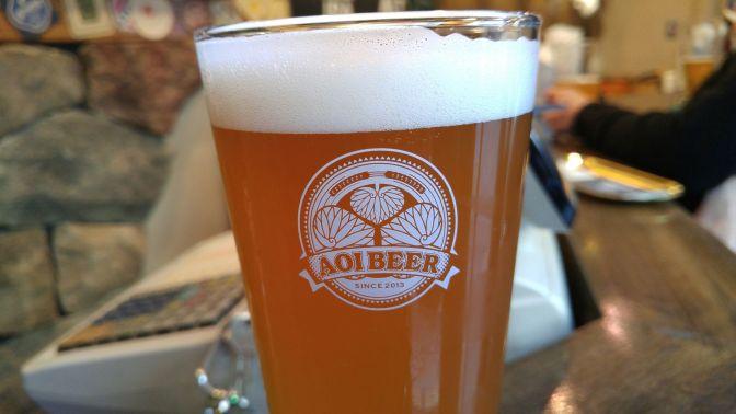 静岡県産地ビール:Aoi Brewing-Fest Heffe Weizen