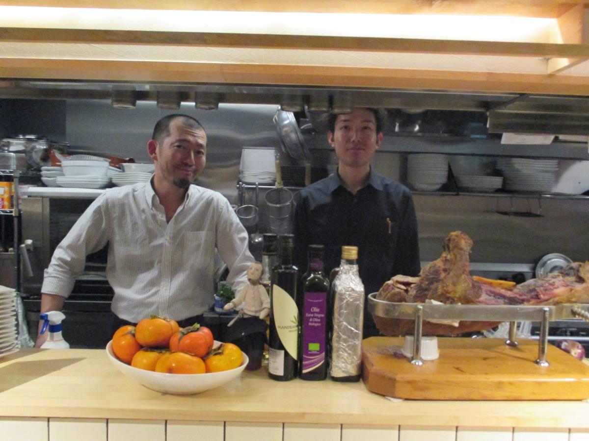 イタリア美食:静岡市・Gentile・ジェンティーレでディナー!