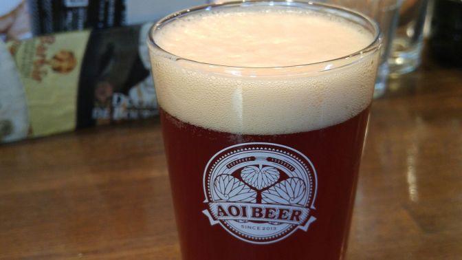 静岡県産地ビール:Aoi Brewing-Christmas Ale/クリスマスエール(2016年ヴァージョン)