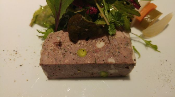 フランス美食:HARAGUCHIでディナー・静岡市!