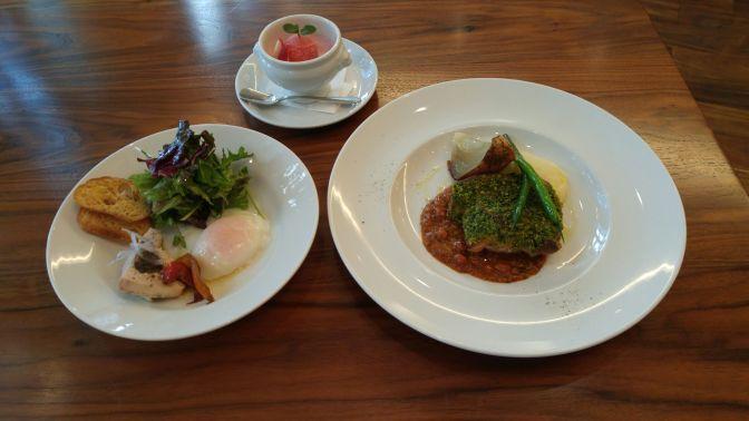 フランス料理ランチ:静岡市・鈴木学園LILIUMレストラン!